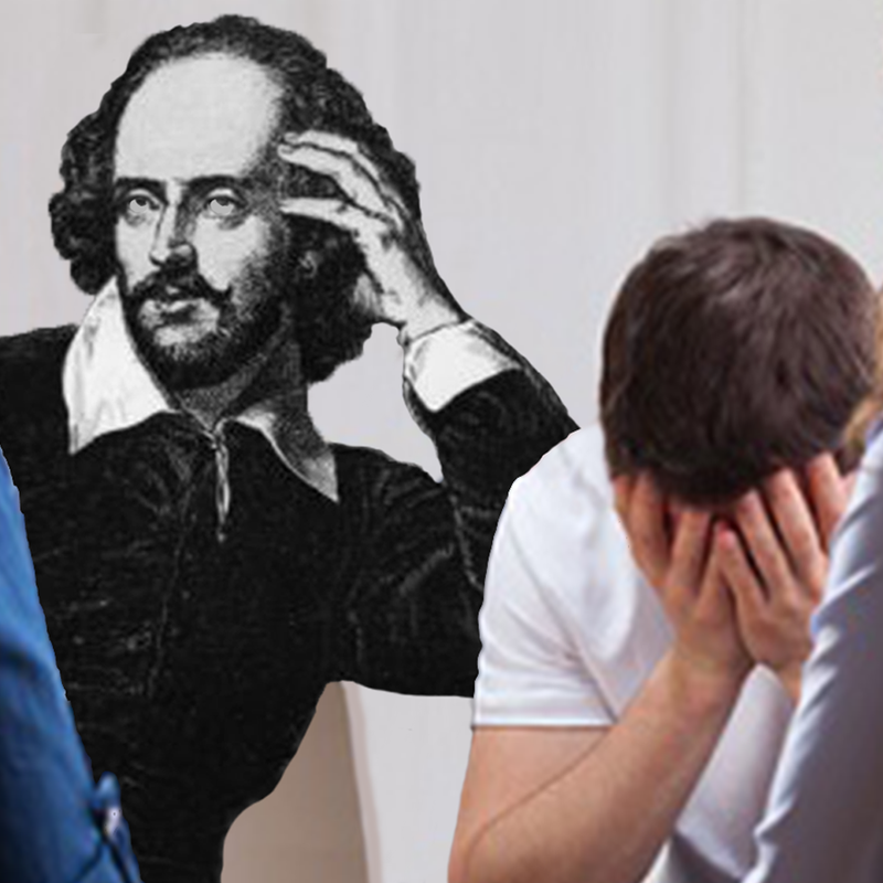 Shakespeare in Therapy - Event image