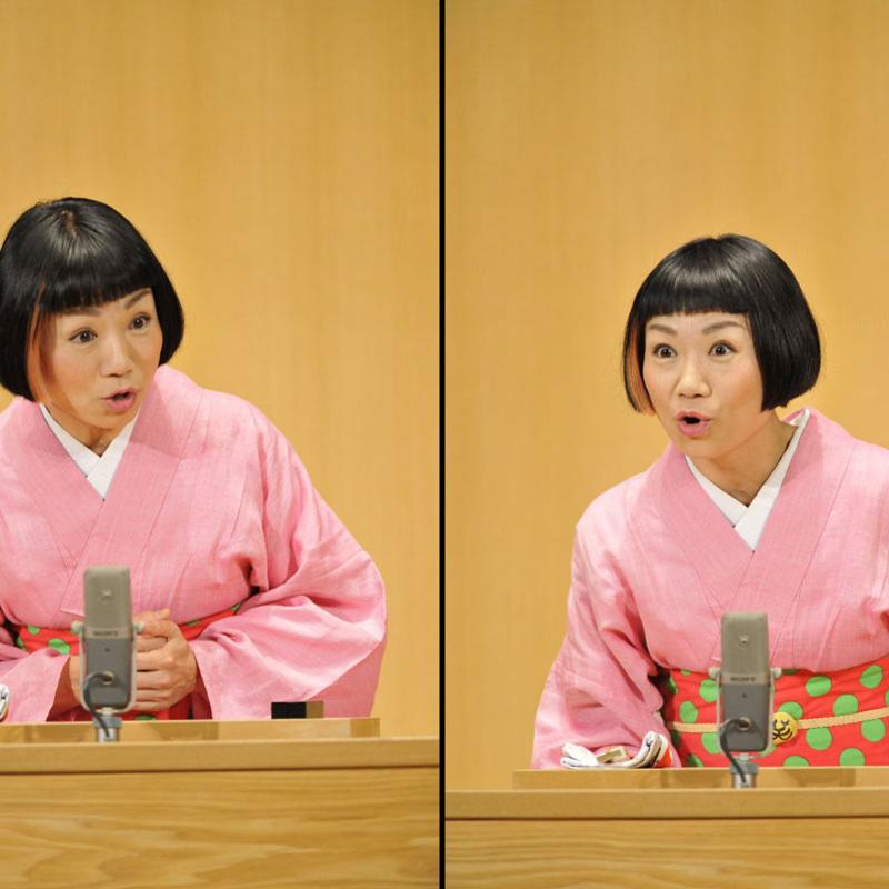 Scaled showko rakugo images