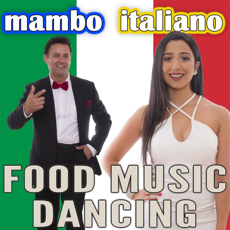 Scaled fringe mambo italiano