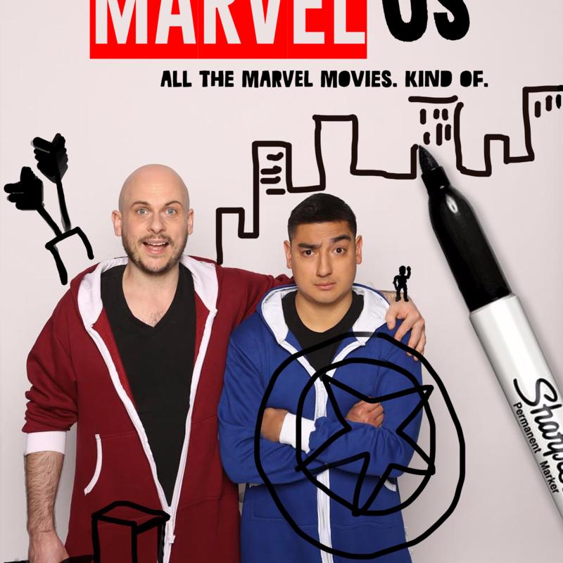 MARVELus: All the MARVEL Movies. Kind of. - Event image