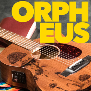 Thumb orpheus holder two