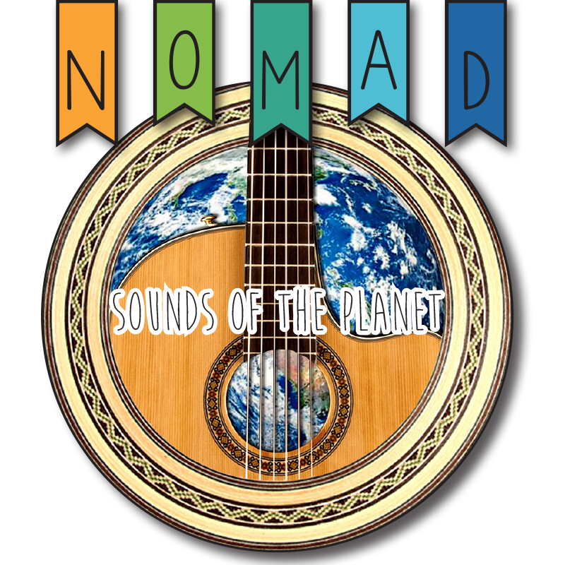 Scaled nomad logo